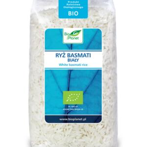 BIO PLANET - Eko Ryż Basmati Biały 500G
