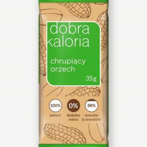 DOBRA KALORIA - Baton Chrupiący Orzech 35G