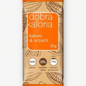 DOBRA KALORIA - Baton Kakao/Orzech 35G