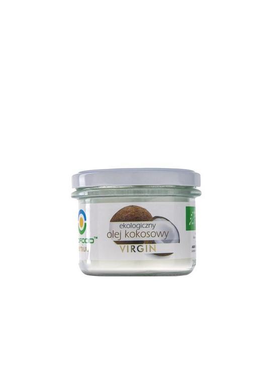 BIO FOOD - Eko Olej Kokosowy 0,26L VIRGIN