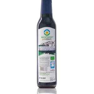 BIO FOOD - Eko Syrop z Czarnego Bzu 0.25L