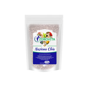 ZDROVITA - Nasiona Chia 250 g