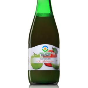 BIO FOOD - Sok Jabłkowy 0.3L EKO