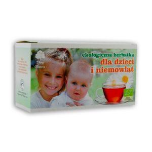 DARY NATURY - Herbata dla Dzieci / Niemowląt 25T