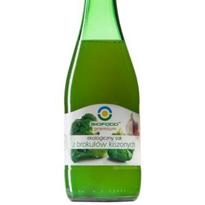 BIO FOOD - Sok z Brokułów Kiszonych 0.3L EKO