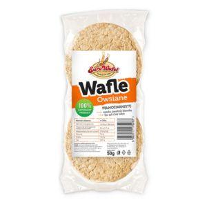 EUROWAFEL - Wafle Owsiane 50G